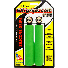 ESI Fit SG Grips, green